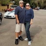 Phil and Sheena Caughey