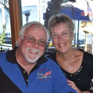 Doug and Sue McElroy