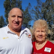 Mitchell and Anita Meese
